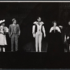 Benay Venuta, Jerry Orbach, Bruce Yarnell, Ethel Merman, and Harry Bellaver in the stage production Annie Get Your Gun