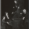 Dudley Moore, Jonathan Miller, Peter Cook and Alan Bennett in the stage production Beyond the Fringe