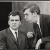 Dudley Moore and Peter Cook in the stage production Beyond the Fringe