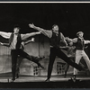 Unidentified dancers in the stage production Baker Street