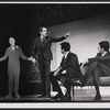 Unidentified actors in the stage production All American