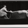 Anita Gillette and Ron Husmann in the stage production All American