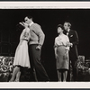 Anita Gillette, Ron Husmann, Eileen Herlie, and Ray Bolger in the stage production All American