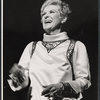 Elaine Stritch in the stage production Company