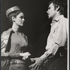 Susan Browning and Dean Jones in the stage production Company