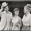 Reid Shelton, Eileen Christy, and Katherine Hilgenberg in the stage revival Carousel