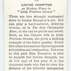 Louise Hampton as Madam Wang in 'Lady Precious Stream'.