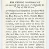 Sir Cedric Hardwicke as Garrick (in the part of Shylock) in 'Peg of Old Drury'.