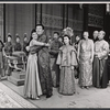 Flower drum song, original cast.