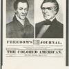 The Colored American, editors Cornish and Russwurm