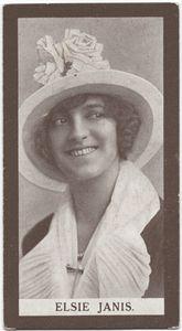 Elsie Janis.