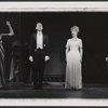Jose Ferrer and Florence Henderson in the stage production The Girl Who Came to Supper