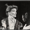 Katherine Hepburn in the stage production A Matter of Gravity