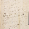 Autograph letter unsigned to John Murray, 31 August 1820