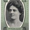Gertrude Elliott.
