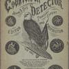Government Counterfeit Detector, Vol. XXVI, no. 7