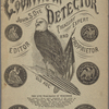 Government Counterfeit Detector, Vol. XXVI, no. 10