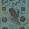 Government Counterfeit Detector, Vol. XXVI, no. 12