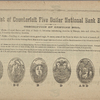 Government Counterfeit Detector, Vol. XXIX, no. 1