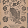 Government Counterfeit Detector, Vol. XXIX, no. 8
