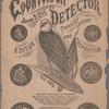 Government Counterfeit Detector, Vol. XXIX, no. 8