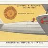 Argentine Republic. Naval Air Service.