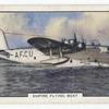 Empire Flying Boat.
