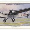 Avro 642 (Great Britain).