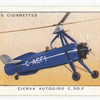 Cierva Aurogiro C.30 P (Great Britain).