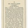 De Havilland 'Comet' (Great Britain).