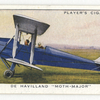 De Havilland 'Moth-Major' (Great Britain).