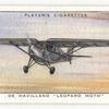 De Havilland 'Leopard-Moth' (Great Britain).