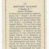 British Klemm 'Eagle' (Great Britain).