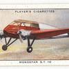Monospar S.T. 10 (Great Britain).