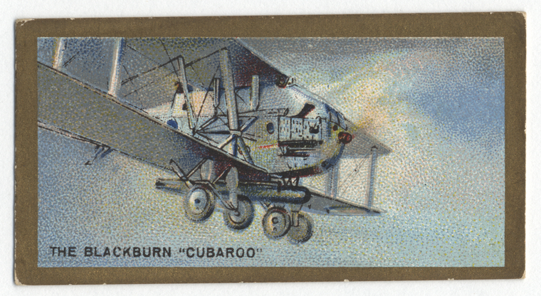 The Blackburn 'Cubaroo'.