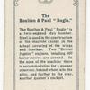 The Boulton & Paul 'Bugle'.