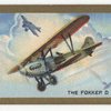 The Fokker D. XIII. (Dutch).
