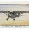 De Havilland 'Leopard-Moth'.