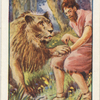 The lion and the shepherd.
