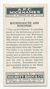 Bournemouth & Boscombe.