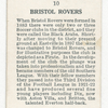 Bristol Rovers.