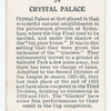 Crystal Palace.