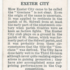 Exeter City.