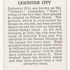 Leicester City.