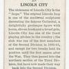 Lincoln City.