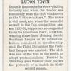 Luton Town.