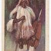 Zulu warrior.