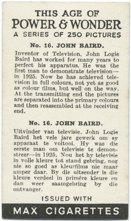 John Baird.