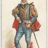 William Terris as 'Don Pedro'.