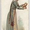 Ellen Terry in 'Faust'.